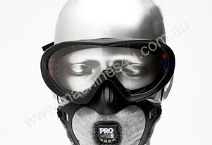 EYEWARE/ FILTERSPEC PRO GOGGLE FSPG AND MASK COMBO