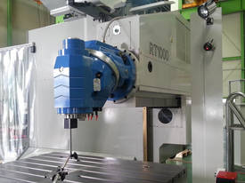 CNC Bed type milling machine with rotary table RT1 - picture5' - Click to enlarge