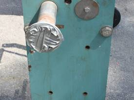 Flat plate gasketed heat exchange