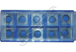 W817 Carbide Inserts For Thicknesser Spiral Cutter Heads 14.3 x 14.3 x 2mm (10 Inserts Per Pack) Sui