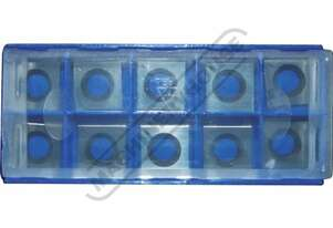 W817 Carbide Inserts for Spiral Cutter Heads on Thicknesser 14.3 x 14.3 x 2mm (10 Inserts Per Pack)