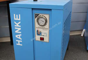 Refrigerated air dryer 20CFM spray painting