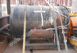2000ltr emulsion tank , flocon