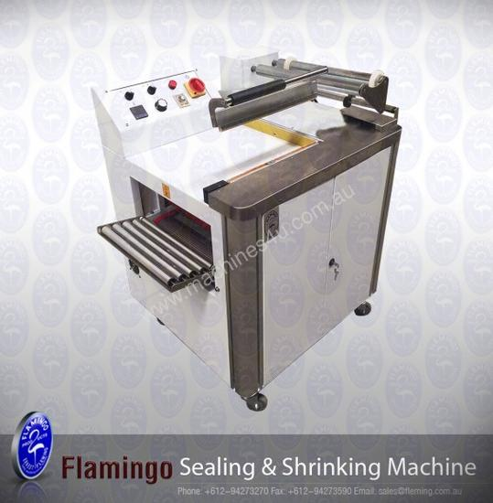 Sealing and Shrinking Machine
