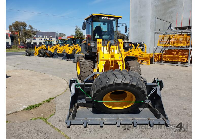 New 2019 Victory VL280e Wheel Loader