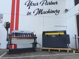 1270mm x 240Volt Guillotine & Panbrake Combo - picture3' - Click to enlarge