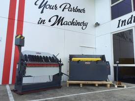 1270mm x 240Volt Guillotine & Panbrake Combo - picture4' - Click to enlarge