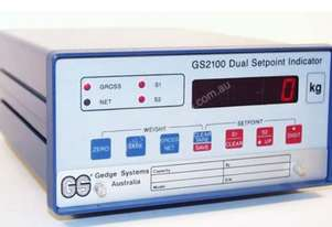 Batch indicator: Dual Setpoint - GS2100