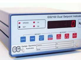 Batch indicator: Dual Setpoint - GS2100 - picture0' - Click to enlarge