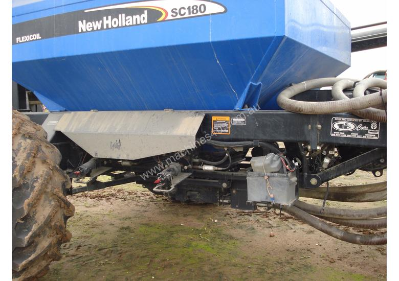 New Holland SC180 Air Seeder Cart Seeding/Planting Equip