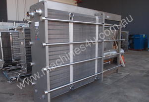 Apv Plate Heat Exchanger.
