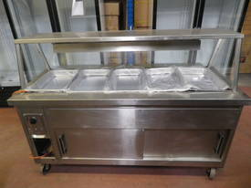 Austheat 5 module bain marie - picture0' - Click to enlarge