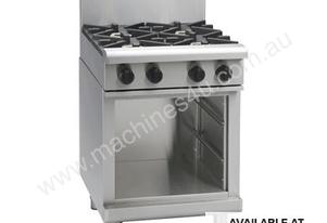 600mm Gas Cooktop Low Back Version