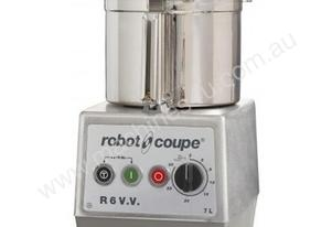 Robot Coupe R6 V.V. Table-Top Cutter Mixer
