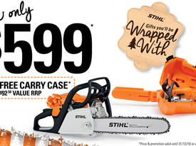 High Quality Stihl MS 211 Chainsaw on Sale!