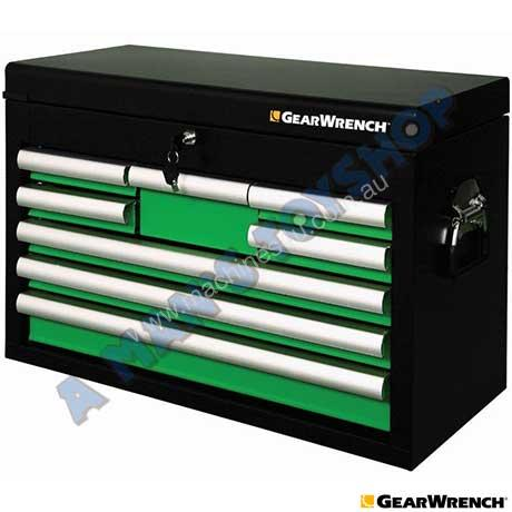 new gearwrench toolbox 8 drawer green 660mm long tool boxes in ...