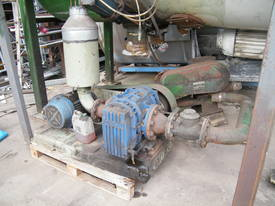 blower  rotary valve - picture0' - Click to enlarge