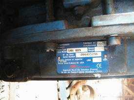 blower  rotary valve - picture3' - Click to enlarge