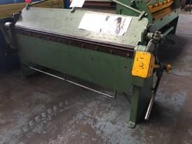 Sheet Metal Folder 6 foot 1800mm Manual Operation  - picture0' - Click to enlarge