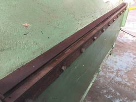 Sheet Metal Folder 6 foot 1800mm Manual Operation  - picture3' - Click to enlarge