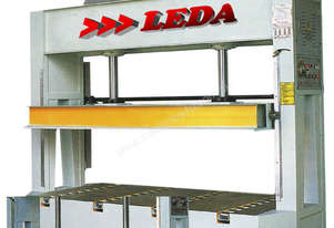 LEDA Cold press. Size and pressure to suit