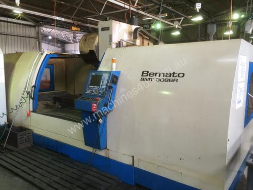 BEMATO CNC BED MILL