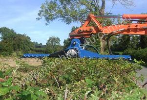Slanetrac HC-180 Excavator Hedge Trimmer