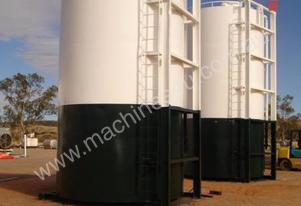Custom Built 400bbl Vertical storage tank