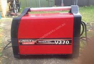 Lincoln Electric Lincoln 270tp tig welder