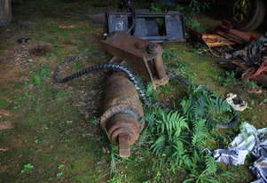Borer & Augers with extensions