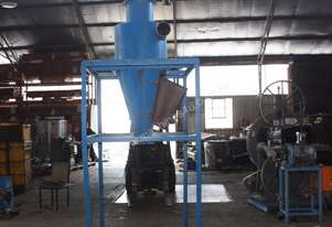 Cyclone Pneumatic conveying dust extractor