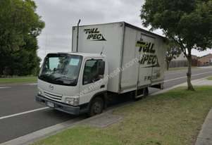 Truck for sale Mazda T 4600 Delivery box
