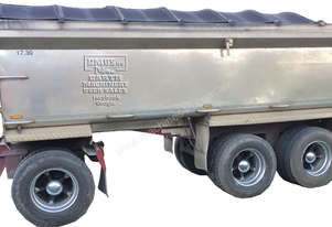 Alloy Super Dog Tipper, one owner, Call EMUS NQ