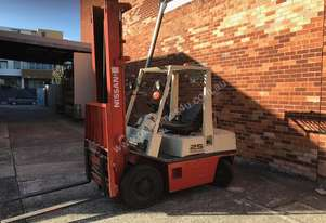 Used Nissan Forklift for sale - Nissan PH02A25U
