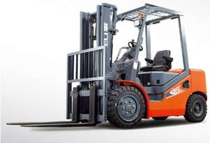 NEW 2500KG HELI FORKLIFT WITH DIESEL ENGINE