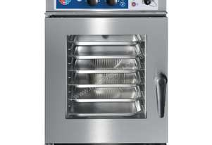 Blue Seal by Moffat S Line 6X 1/1 Gnu Electric Compact Combi Steamer with Fully Automatic Cleaning S