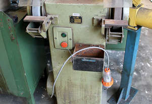 EAEC 250mm pedestal grinding machine