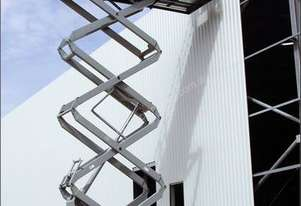 Genie SCISSOR LIFT ROUGH TERRAIN