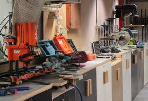DRILLS / GRINDERS/SAWS/PLANES/JIGS - Power Tools to be sold at auction