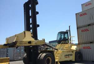 HYSTER H48.00XM-16CH Laden Container Handler