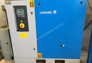 Used MARK Air compressor, MARK Air dryer and 500L Air tank - Under 2000 hours