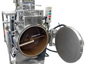 Horizontal Dough Steam Kneader / Cooler (for outstanding quality dough) - picture0' - Click to enlarge