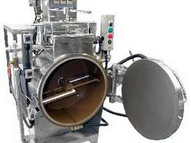 Horizontal Dough Steam Kneader / Cooler (for outstanding quality dough) - picture5' - Click to enlarge