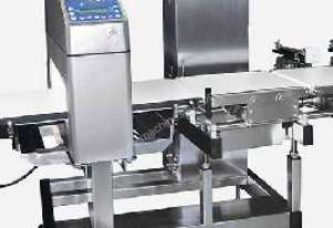 Metal Detector/Checkweigher Combination