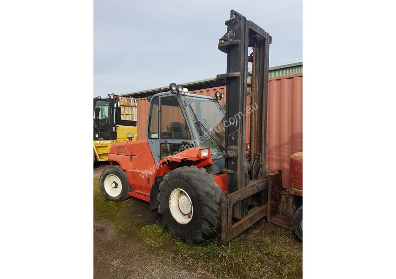 Used 1998 Manitou Mc70t Powershift Manitou Mc70 Powershift
