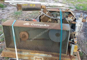 Comp Air HP AIR COMPRESSOR