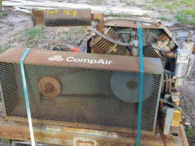 HP AIR COMPRESSOR  - picture0' - Click to enlarge