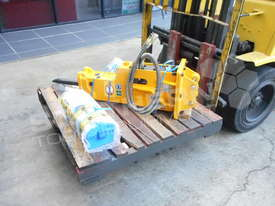 UBT10S Excavator Silence Hydraulic Rock Breaker ATTUBT - picture1' - Click to enlarge