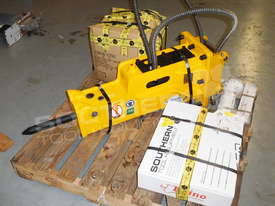 UBT10S Excavator Silence Hydraulic Rock Breaker ATTUBT - picture0' - Click to enlarge