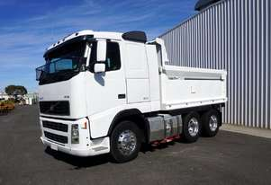 2003 Volvo FH500 Bisalloy Tipper